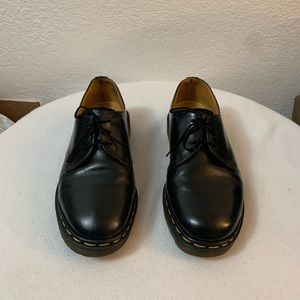 Doc Martens Oxford 3 Eye Leather Made In England 9